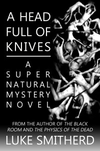 A head full of knives KINDLE COVER BLACK