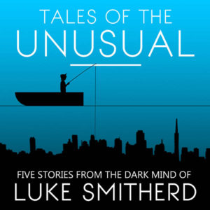 Tales of the unusual lower res audiobook cover